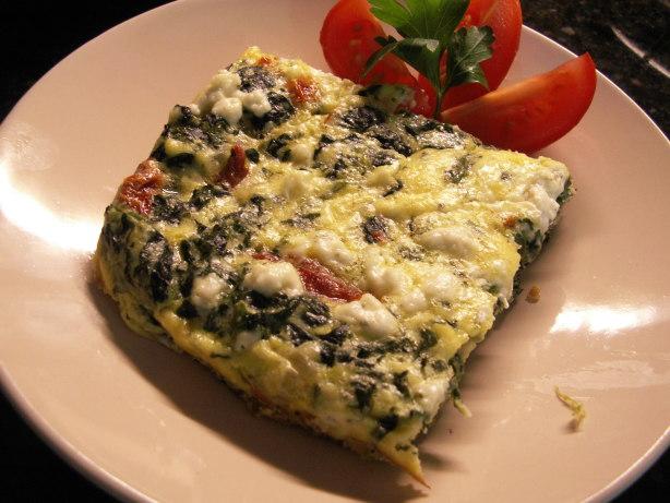 Spinach Frittata Recipe - Food.com