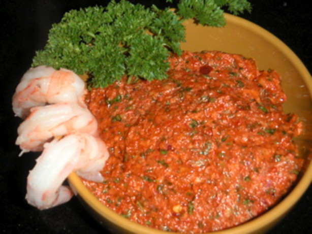 Gazpacho Shrimp Cocktail Recipe - Food.com