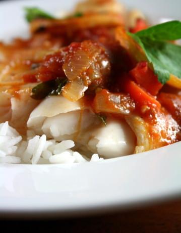 Traditional greek baked fish recipe greek for Greek fish recipes