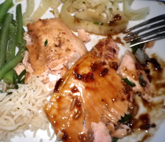 Fast asian fish recipe for Fast food fish