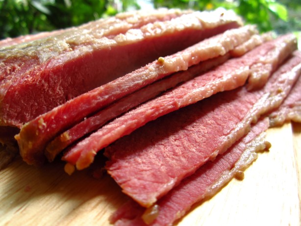 How Long To You Cook Corned Beef In A Crock Pot