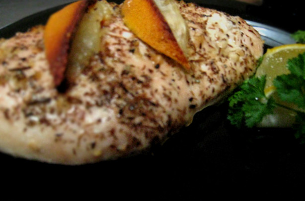 Lemon And Thyme Quick Roasted Chicken Breasts Recipe - Food.com