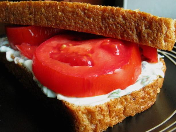 Heirloom Tomato Sandwich With Basil Mayo Recipe - Food.com