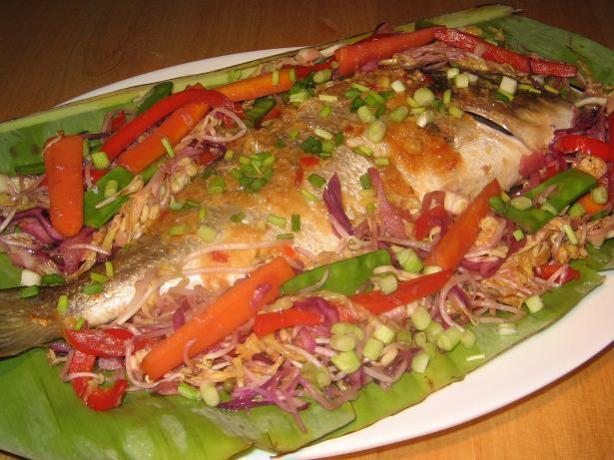 Are asian recipe red snapper