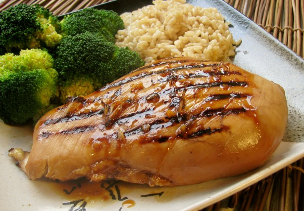 Easy-Grilled-Chicken-Teriyaki Recipe - Food.com