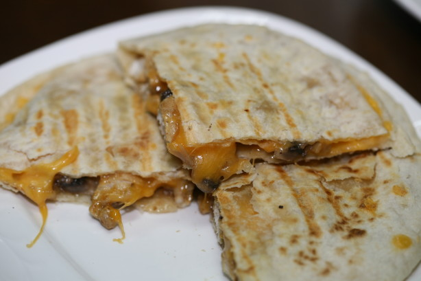 chicken and cheese quesadilla recipe