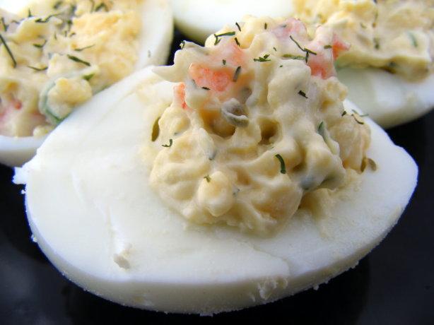Shrimp Deviled Eggs Recipe - Food.com