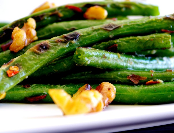 Dry-Fried Green Beans Recipe - Healthy.Food.com