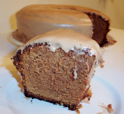 Milky Way Frosting Cake Recipe