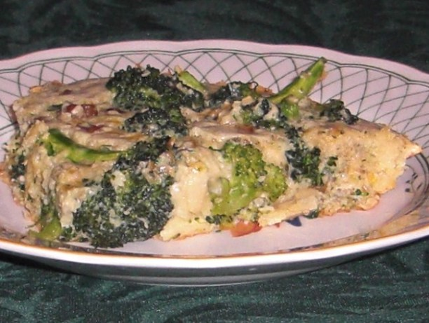 Broccoli Two Cheese Frittata Recipe - Food.com