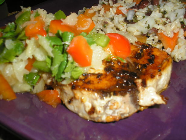 Mahi Mahi With Pineapple Salsa Recipe - Food.com