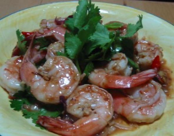 Drunken Lemongrass Shrimp Recipe - Food.com