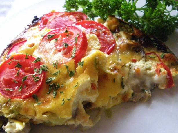 Leek And Mushroom Quiche Recipe - Food.com