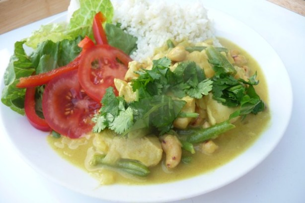 Chicken And Cashew Nut Curry Recipe - Food.com