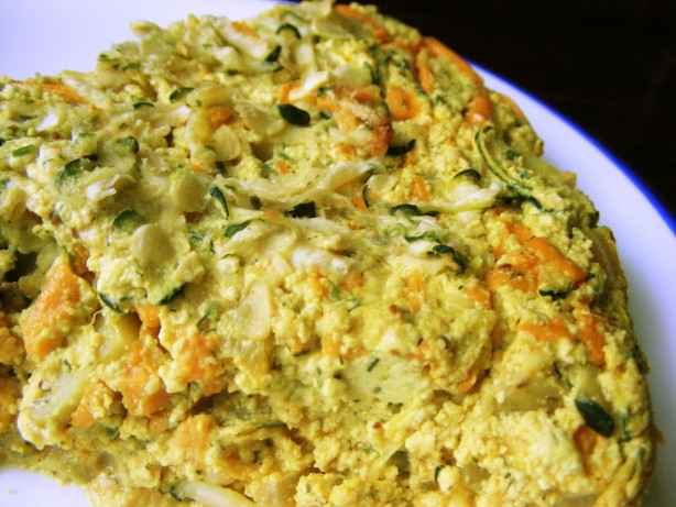 Zucchini, Potato, And Dill Frittata - Vegan Recipe - Food.com