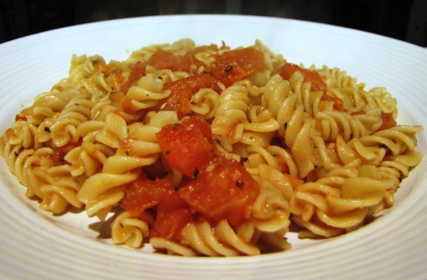 Pasta With Fresh Tomato Sauce Recipe - Food.com
