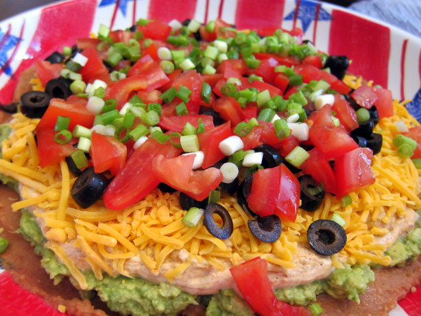 Layer Bean Dip Recipe - Food.com
