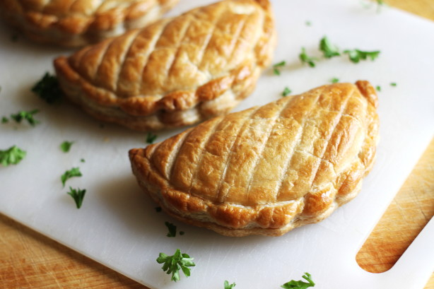 Argentinian Beef Empanadas Recipe — Dishmaps