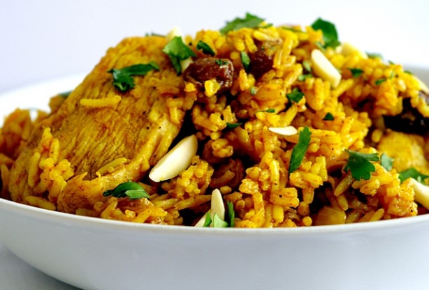 Indian style chicken biryani international food recipes indian style chicken biryani forumfinder Gallery