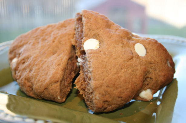 Gingerbread Scones Recipe - Food.com