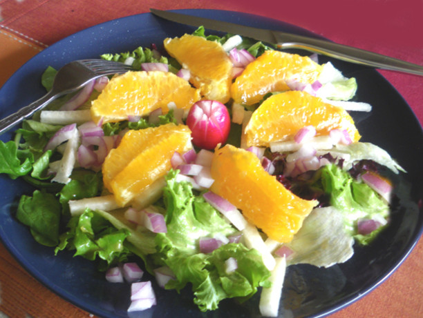 Orange Jicama Salad Recipe - Food.com