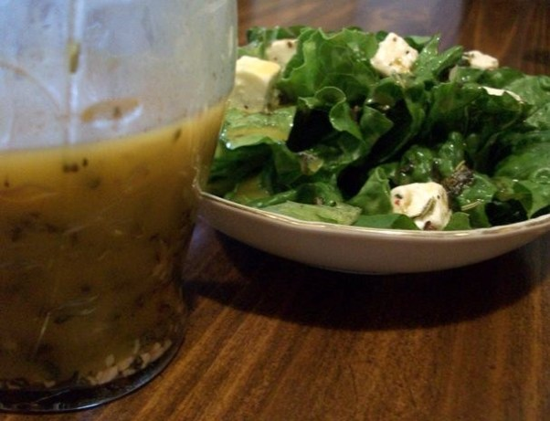 Fresh Lemon Basil Salad Dressing Recipe - Food.com