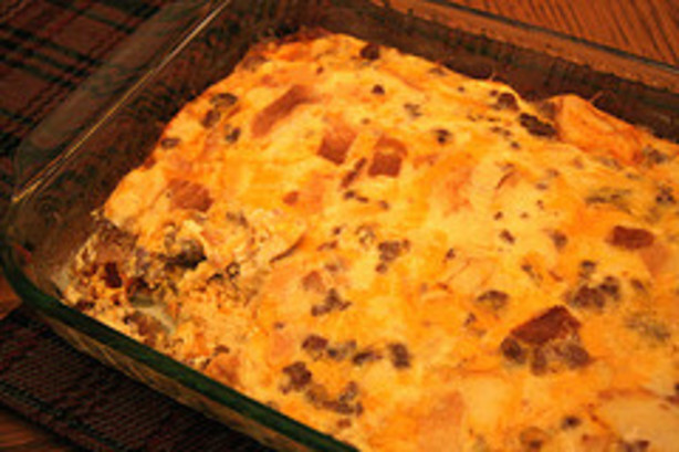 Easy Cheesy Brunch Bake Recipe - Food.com
