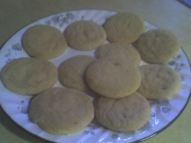 Old-Fashioned Sugar Cookies Recipe - Food.com