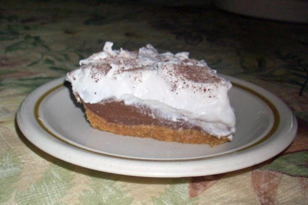 Haupia Chocolate Pie Lighter Version) Recipe - Food.com