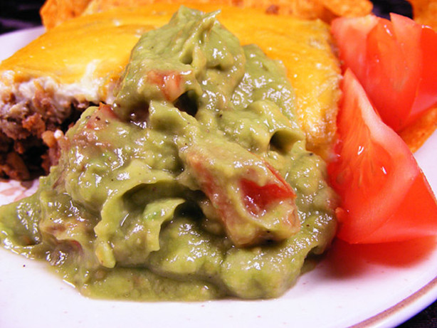 Basic Guacamole Recipe - Food.com