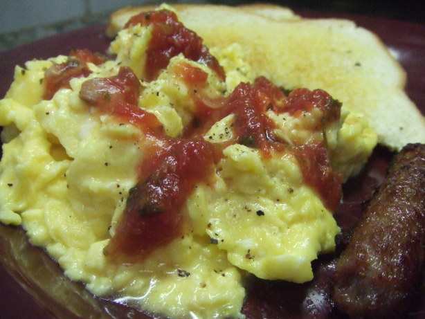 Simple Scrambled Eggs Recipe - Food.com