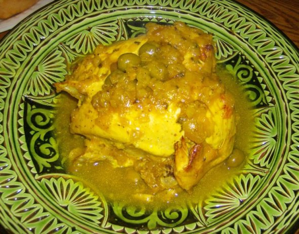 Traditional moroccan chicken recipe for Authentic moroccan cuisine