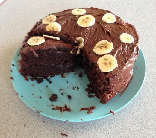Chocolate Banan...