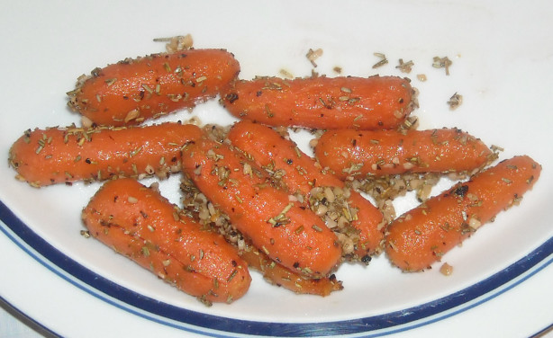 Rosemary-Roasted Carrots Recipe - Food.com