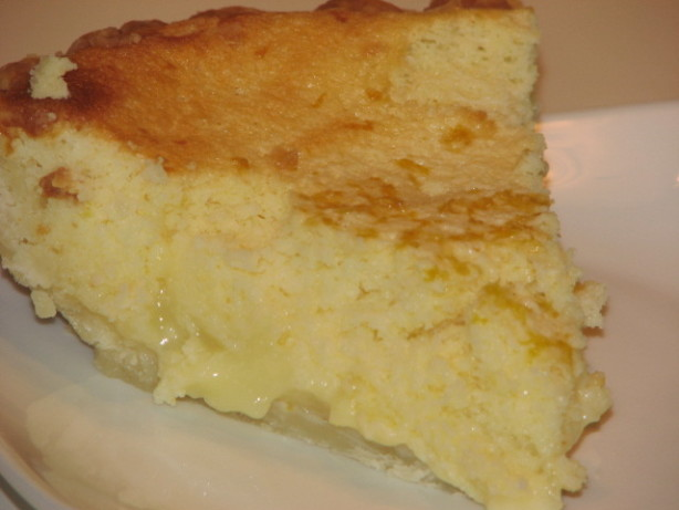 Lemon Sponge Pie Better Homes And Gardens