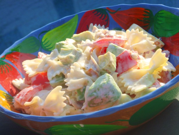 Ranch Pasta Salad Food Network