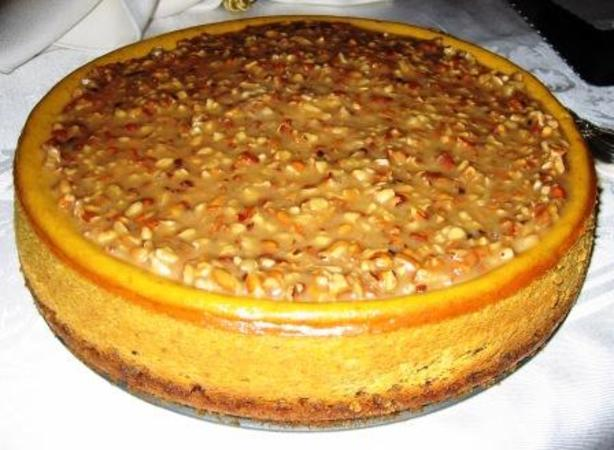 Pumpkin Praline Cheesecake Recipe - Food.com