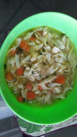 Homemade chicken noodle soup recipe food network cake homemade chicken noodle soup recipe food network forumfinder Choice Image
