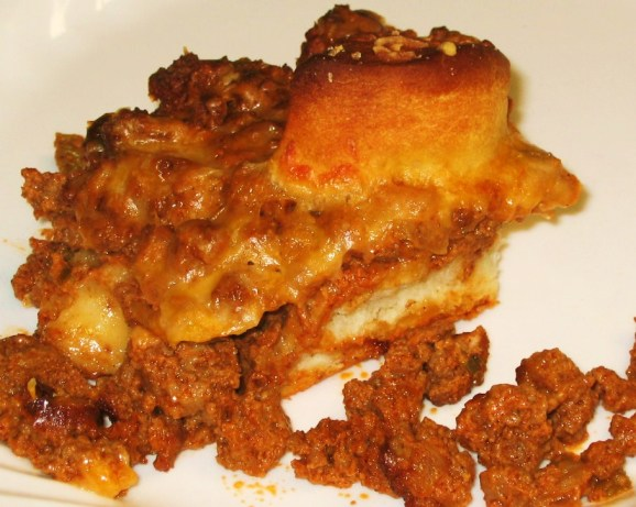 Beef And Biscuit Casserole Recipe - Food.com