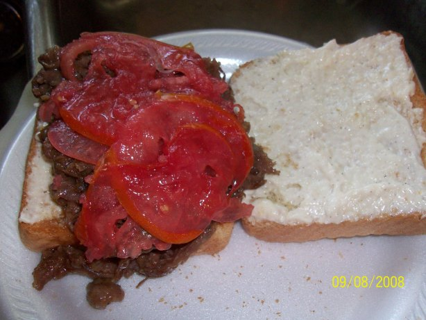 Recipe for shaved steak sandwiches