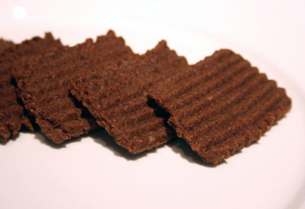 chocolate spritz cookies - photo #29