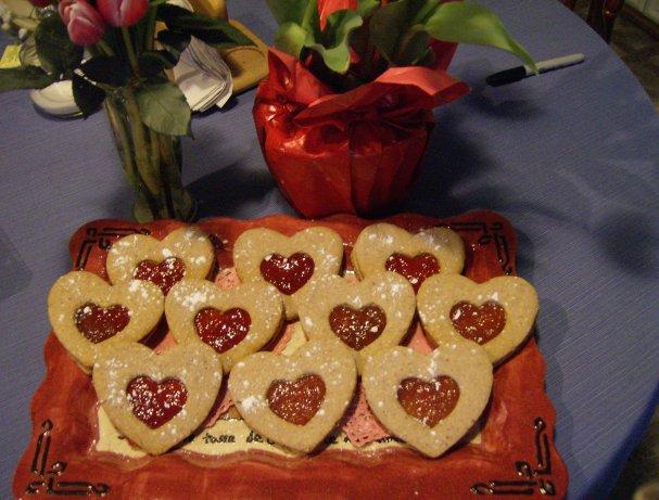 Linzer Heart Cookies Recipe - Food.com