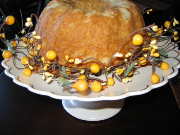 Bundt Cake With Banana Food Network