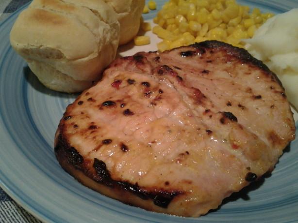 Zesty Grilled Pork Chops Recipe - Food.com