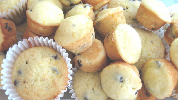 Incredible Orange Chocolate Chip Muffins Recipe - Food.com