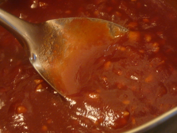 how to make homemade bbq sauce with liquid smoke