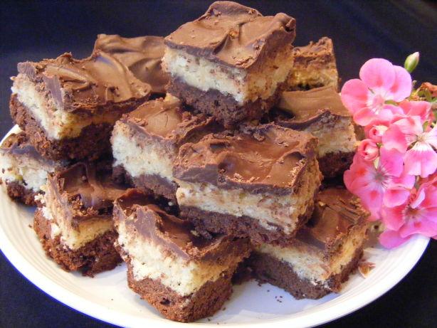Coconut Chocolate Bars Recipe - Baking.Food.com