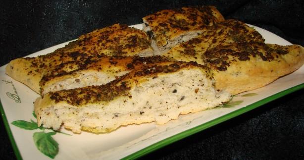 focaccia bread machine recipe