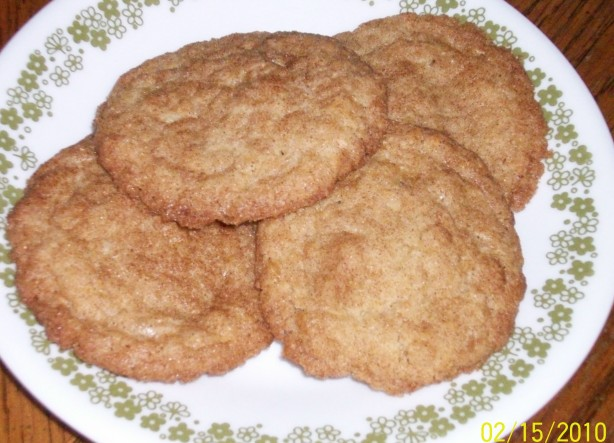 Mrs. Fields Cinnamon Sugar Cookies Recipe - Food.com