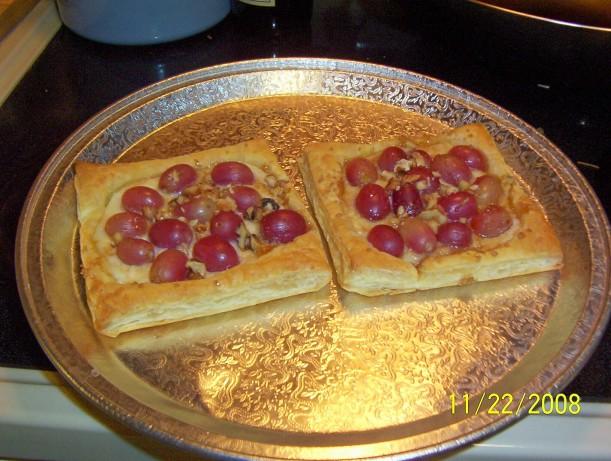 Grape, Ricotta And Honey Tarts Recipe - Food.com